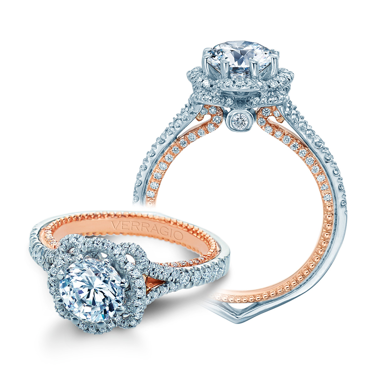 5bde7e4b1a66c Verragio Couture-0444-2WR 18 Karat Engagement Ring