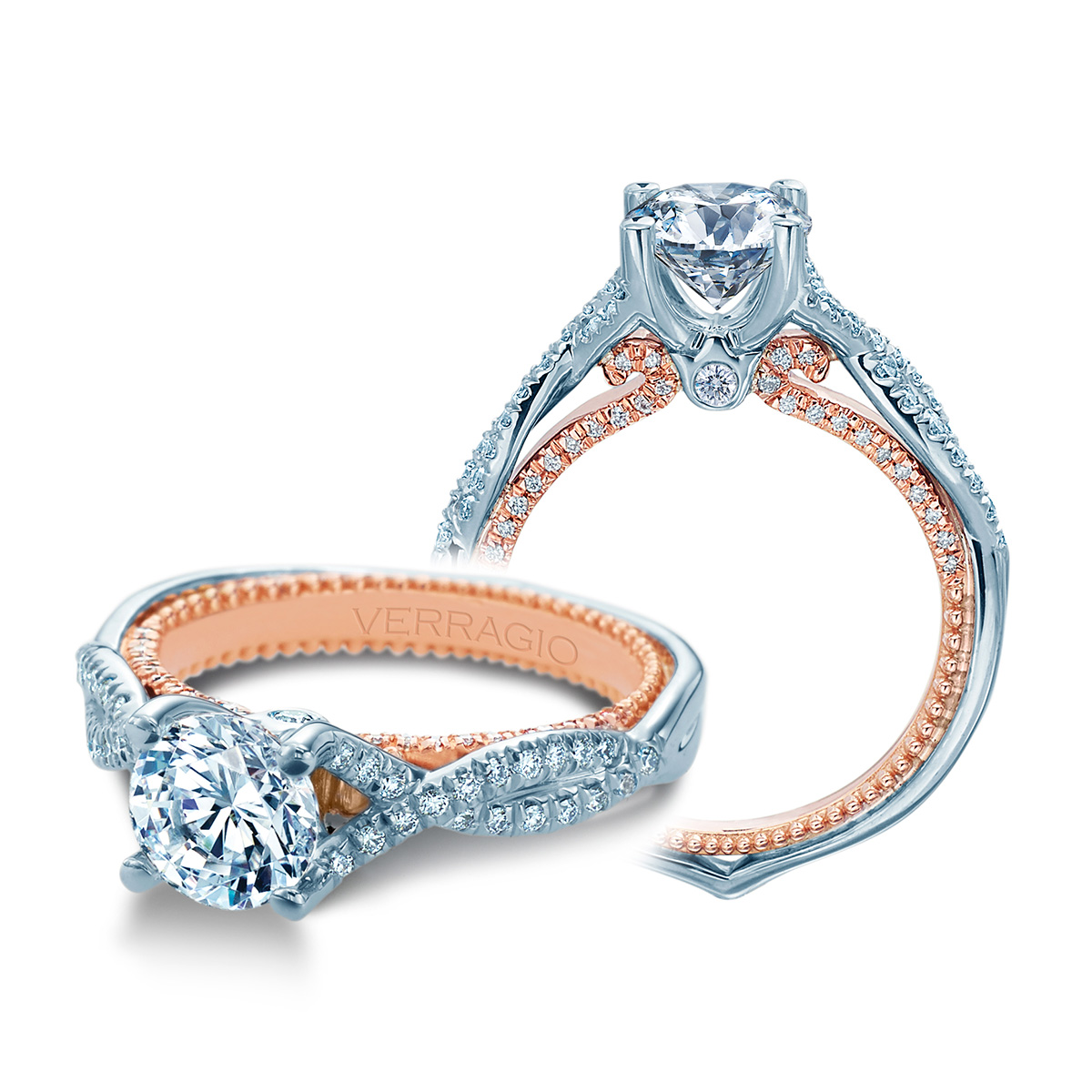 Engagement Verragio rings: the couture collection pictures recommend to wear in on every day in 2019