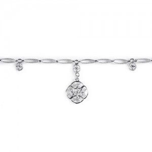 Tacori Diamond Bracelet Platinum Fine Jewelry FB617