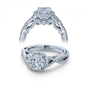 Verragio Platinum Insignia-7070R Engagement Ring