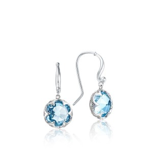 SE21102 Tacori Sonoma Skies Crescent Drop Earrings