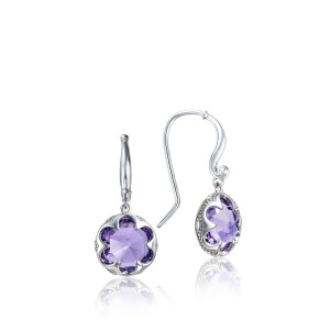 SE21101 Tacori Sonoma Skies Crescent Drop Earrings