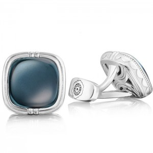 Tacori MCL10037 Retro Classic Cuff Links