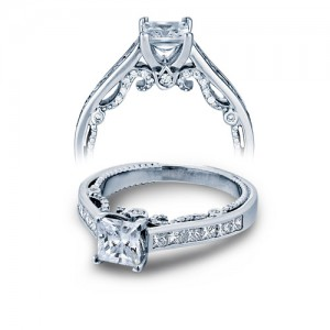 Verragio Platinum Insignia-7064P Engagement Ring