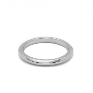 Tacori Platinum Simply Tacori Wedding Band 2522 HP