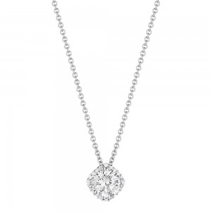 Tacori Diamond Necklace 18 Karat Fine Jewelry FP64365