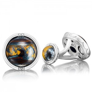 Tacori MCL10539 Retro Classic Cuff Links