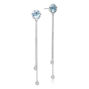 SE21202 Tacori Sonoma Skies Drop Chain Earrings