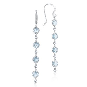 SE21402 Tacori Sonoma Skies Rain Drop Earrings