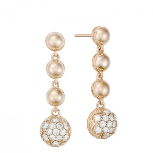 Tacori SE206P Sonoma Mist Earrings