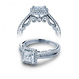 Verragio Platinum Insignia-7069P Engagement Ring