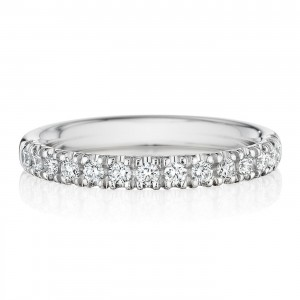 246955 Christian Bauer Platinum Diamond  Wedding Ring / Band