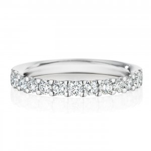 246956 Christian Bauer Platinum Diamond  Wedding Ring / Band