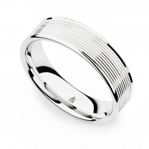 274431 Christian Bauer Platinum Wedding Ring / Band