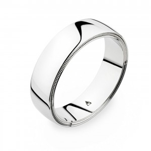 274442 Christian Bauer Platinum Wedding Ring / Band