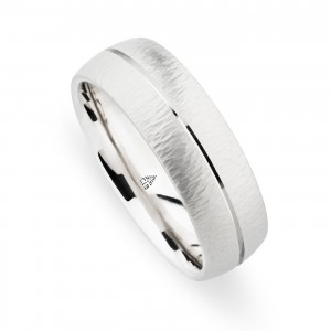 274458 Christian Bauer Platinum Wedding Ring / Band