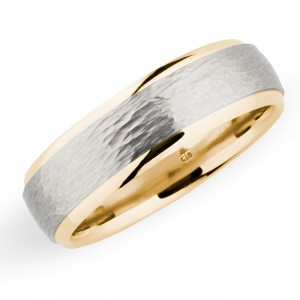 274461 Christian Bauer 14 Karat Wedding Ring / Band