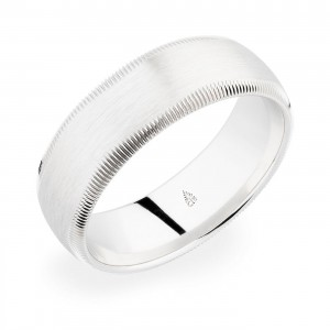 274468 Christian Bauer 14 Karat Wedding Ring / Band