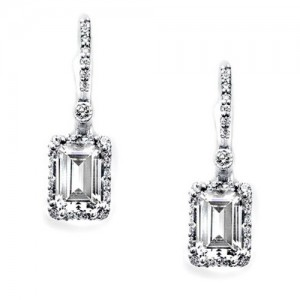 Tacori Diamond Earrings Platinum Fine Jewelry FE642EC75