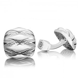 Tacori MCL108 Retro Classic Cuff Links