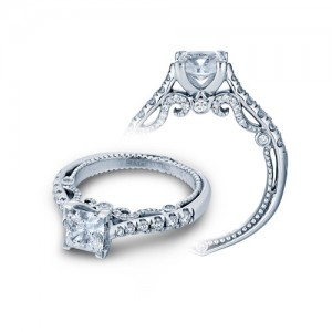 Verragio Platinum Insignia-7066P Engagement Ring