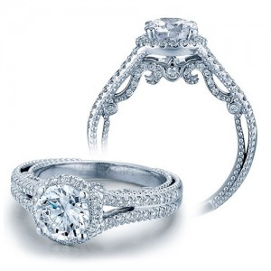 Verragio Platinum Insignia-7062R Engagement Ring