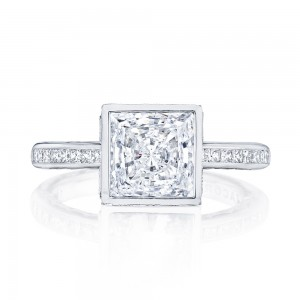301-25PR75 Platinum Tacori Starlit Engagement Ring