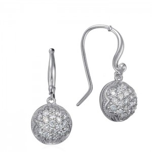Tacori SE205 Sonoma Mist Earrings