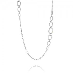 SN175Y Tacori 18k925 City Lights Necklace