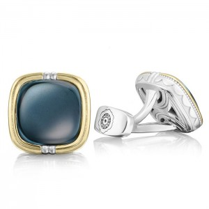 Tacori MCL109Y37 Retro Classic Cuff Links