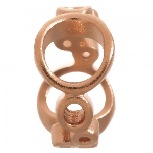 Endless Jewelry Bubbles Rose Gold Plated Charm 61102