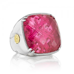 SR14834 Tacori 18k925 City Lights Ring