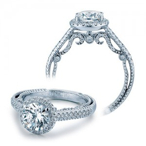 Verragio Platinum Insignia-7061R Engagement Ring
