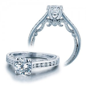 Verragio Platinum Insignia-7064R Engagement Ring