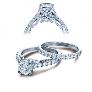 Verragio Platinum Insignia-7054 Engagement Ring