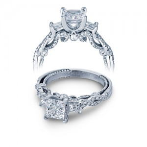 Verragio Platinum Insignia-7074P Engagement Ring