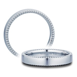 Verragio Platinum Wedding Band MV-4N02