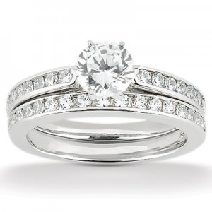 Taryn Collection 14 Karat Diamond Engagement Ring TQD A-1371