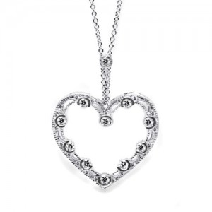 Tacori Diamond Necklace Platinum Fine Jewelry FP620