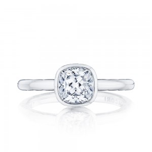 300-2CU6 Platinum Tacori Starlit Engagement Ring