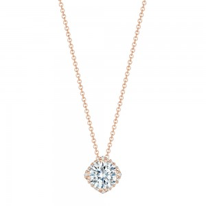Tacori Diamond Necklace 18 Karat Fine Jewelry FP64365PK
