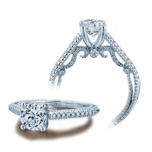 Verragio Platinum Insignia-7059SR Engagement Ring