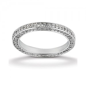 Eternity Diamond Band Platinum Taryn Collection TQD 6-1-464