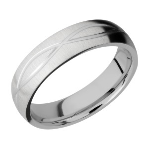 Lashbrook 6DINF Titanium Wedding Ring or Band