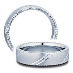 Verragio Platinum Wedding Band MV-6N05