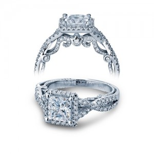 Verragio Platinum Insignia-7070P Engagement Ring