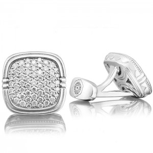 Tacori MCL101 Retro Classic Cuff Links