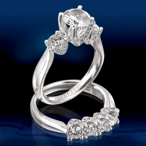 Verragio Platinum Classico Engagement Ring ENG-0245