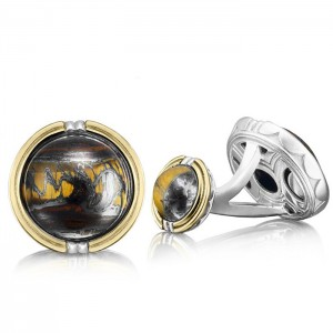 Tacori MCL105Y39 Retro Classic Cuff Links