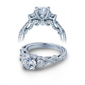Verragio Platinum Insignia-7074R Engagement Ring